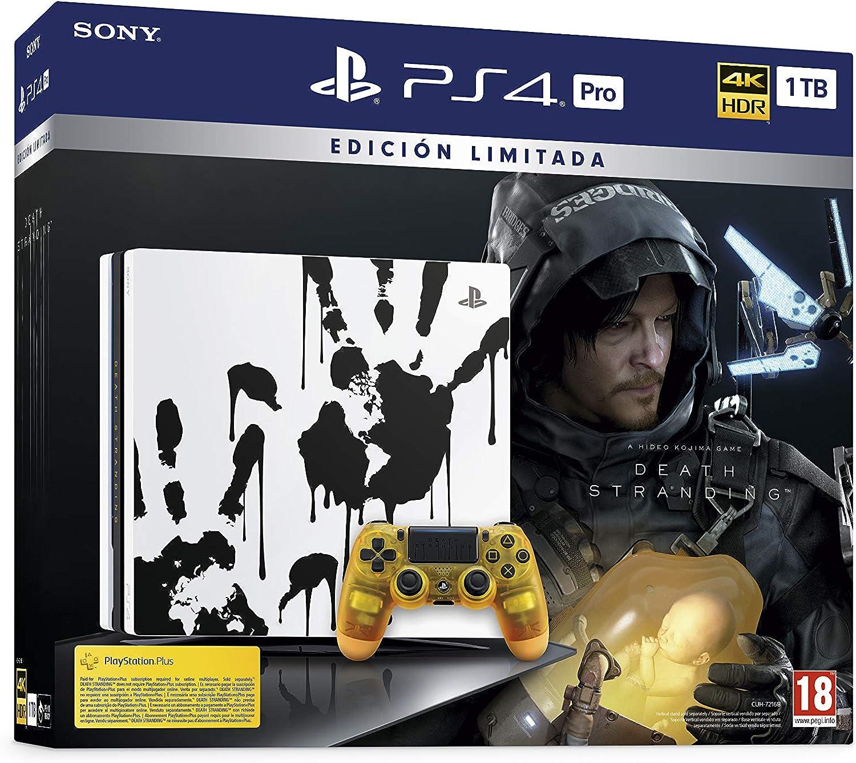 Pack PlayStation 4 Death Stranding Edic.Limitada