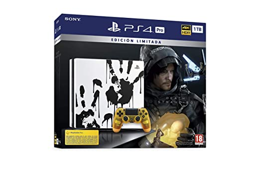 PlayStation 4 (PS4) - Sony Pro Death Stranding Consola PS4 ...