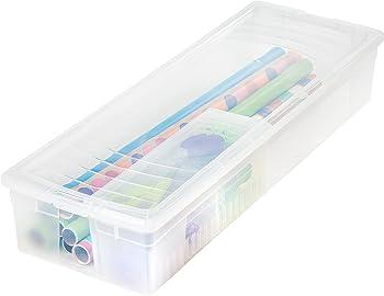 IRIS USA 2-Piece Wrapping Paper Organizer
