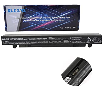 BLESYS - 4400mAh Asus X550 batería for A41-X550 A41-X550A Extendido ordenador portátil