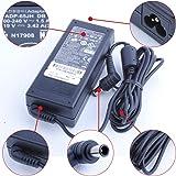 SONY VAIO AC ADAPTER 19.5V 3.3A 65W for Sony Vaio VPCCW Series, 100% compatible with VGP-AC19V43, VGP-AC19V48, VGP-AC19V49, PA-1650-88SY, ADP65UH