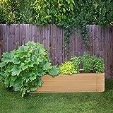 Metal Raised Garden Beds for Vegetables Outdoor