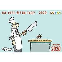 366 GUTE ©TOM-TAGE! 2020: Tageskalender (TOM Touché)