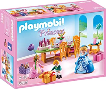 PLAYMOBIL - Fiesta de Cumpleaños Real (6854)