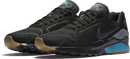0d7ea0ec90d3 Nike Men s Air Zoom Pegasus 92 Black Anthracite Gamma Blue Fi Running Shoe  10 Men