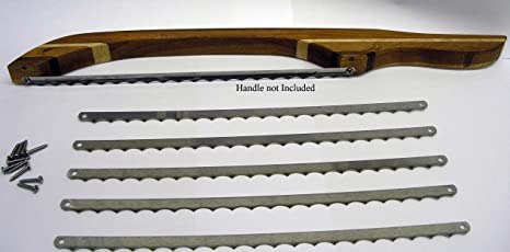 Amazon.com: Bow cuchillo de pan Cuchillas 5 pieza con ...