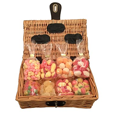 Gluten free sweet hamper gift basket perfect confectionery gluten free sweet hamper gift basket perfect confectionery present him or her husband or negle Gallery