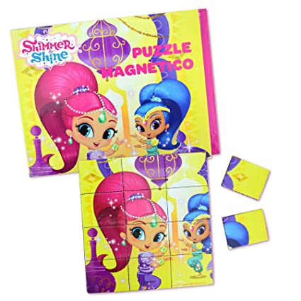 Amazon.com: Shimmer and Shine Set – Jungle (Cife Spain 41106 ...
