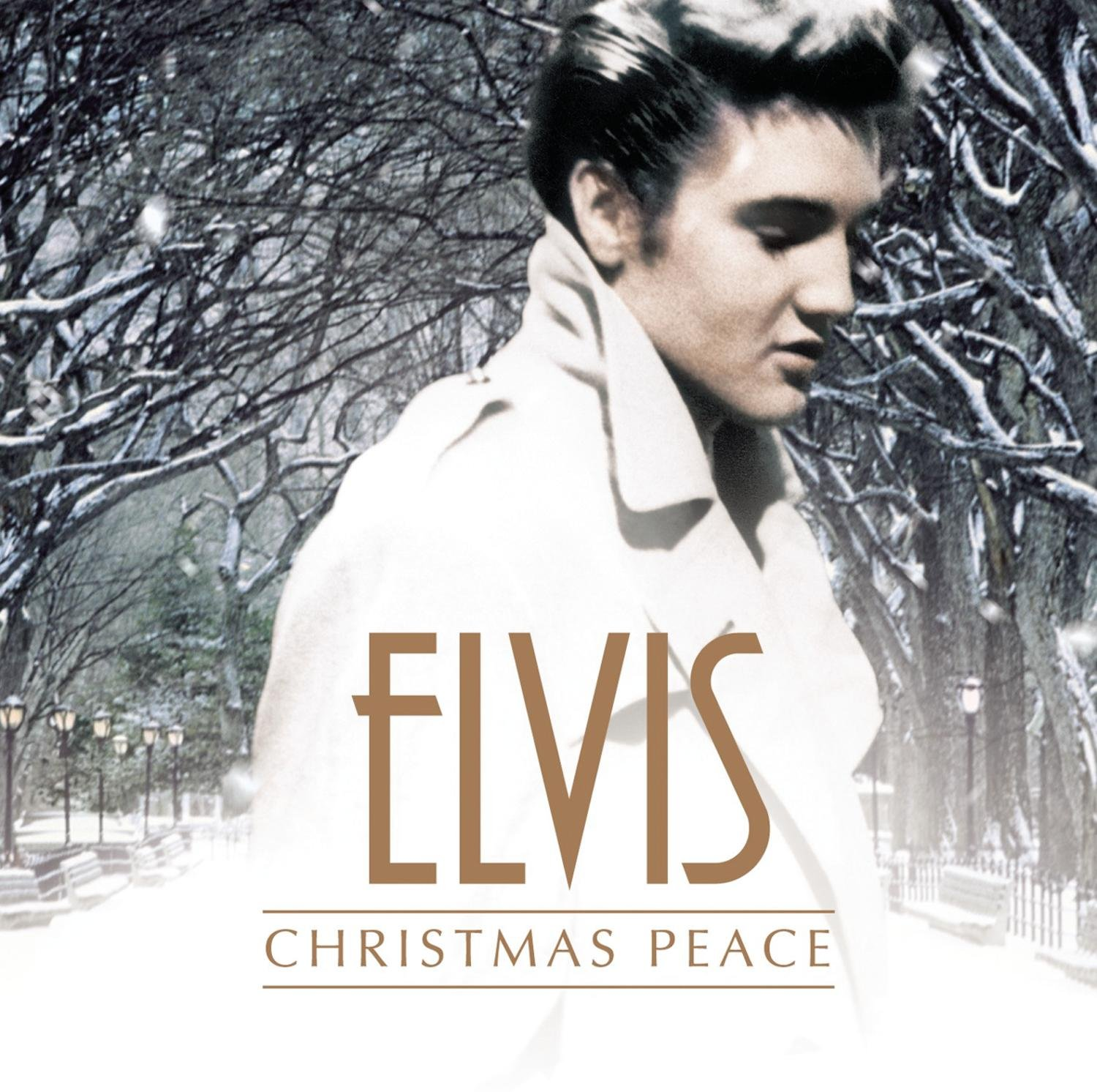 Elvis Presley - Christmas Peace - Amazon.com Music