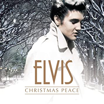 elvis presley christmas peace amazon com music