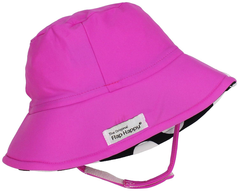 Fun in the Sun Swim Hat Flap Happy UPF 50