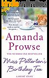 Miss Potterton's Birthday Tea: A Short Story (No Greater Love)