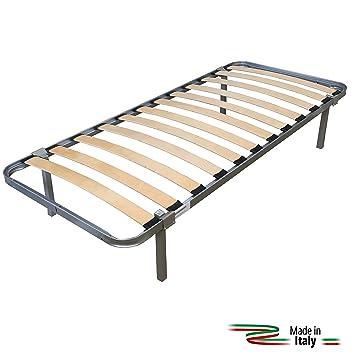Dolci Sogni Sommier 80 X 190 Lit A Lattes Unique Ultra Resistante