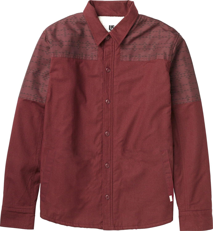 Burton Herren Langarmshirt MB Windsor Flannel