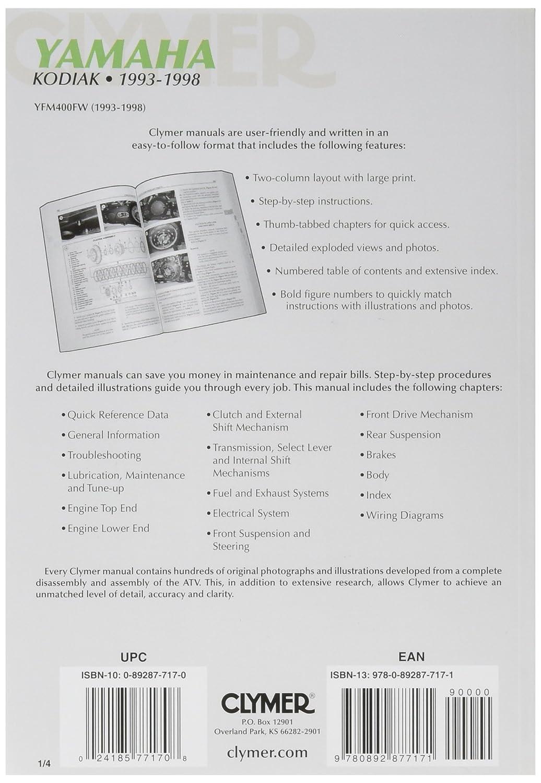 Clymer M493 Repair Manual Manufacturer Automotive Honda Z50 Wiring Diagram