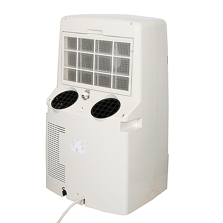 Amazon Whynter 12 000 BTU Dual Hose Portable Air Conditioner