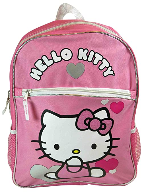 Hello Kitty mochila escolar