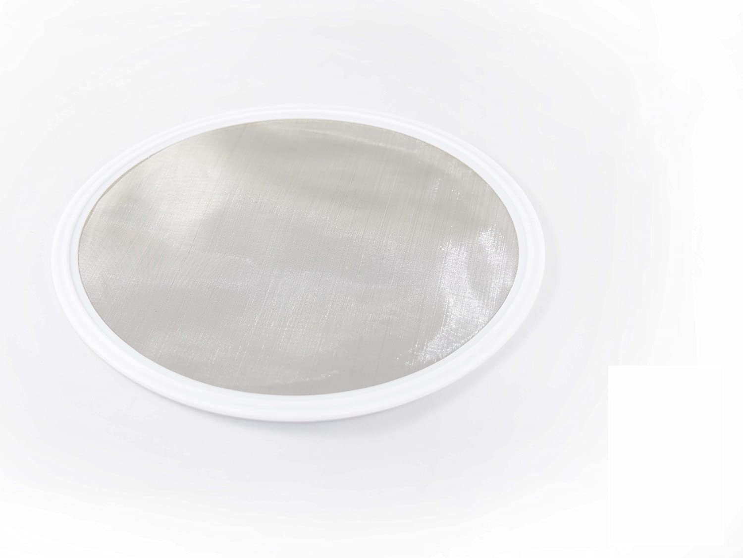 With FDA Certification 2 PTFE Inverted Envelope With Floating Stainless Mesh 20Uf Micron Screen Stainless Steel Pharmaceutical Grade Filter Mesh Teflon PTFE Screen Gasket 316L 2 Tri Clamp