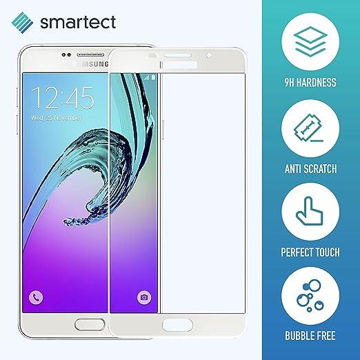 14 opinioni per [Full Screen] Samsung Galaxy A5 2016 Pellicola Vetro Temperato • Pellicola