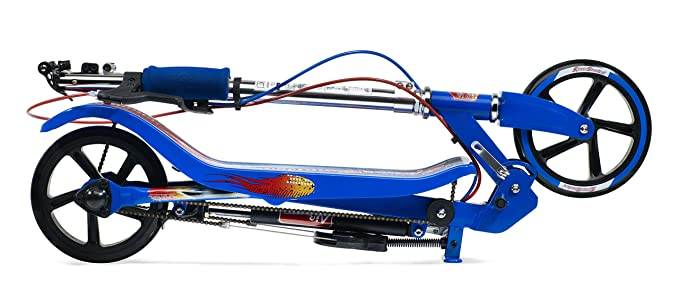 Space Scooter- X580 -Blue, Color Azul (: Amazon.es: Juguetes ...