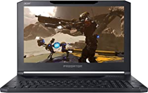 Acer Predator Triton 700 15.6in Gaming Laptop Intel Core i7-7700HQ 2.80GHz 32GB Ram 512GB SSD Windows 10 PT715-51-71W9 (Renewed)