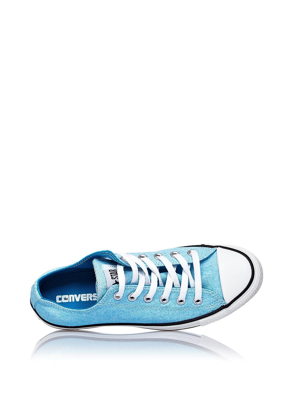 Converse 288300-55-5, Damen Sneakers Blau Bleu) (Neon Bleu) Blau f52410