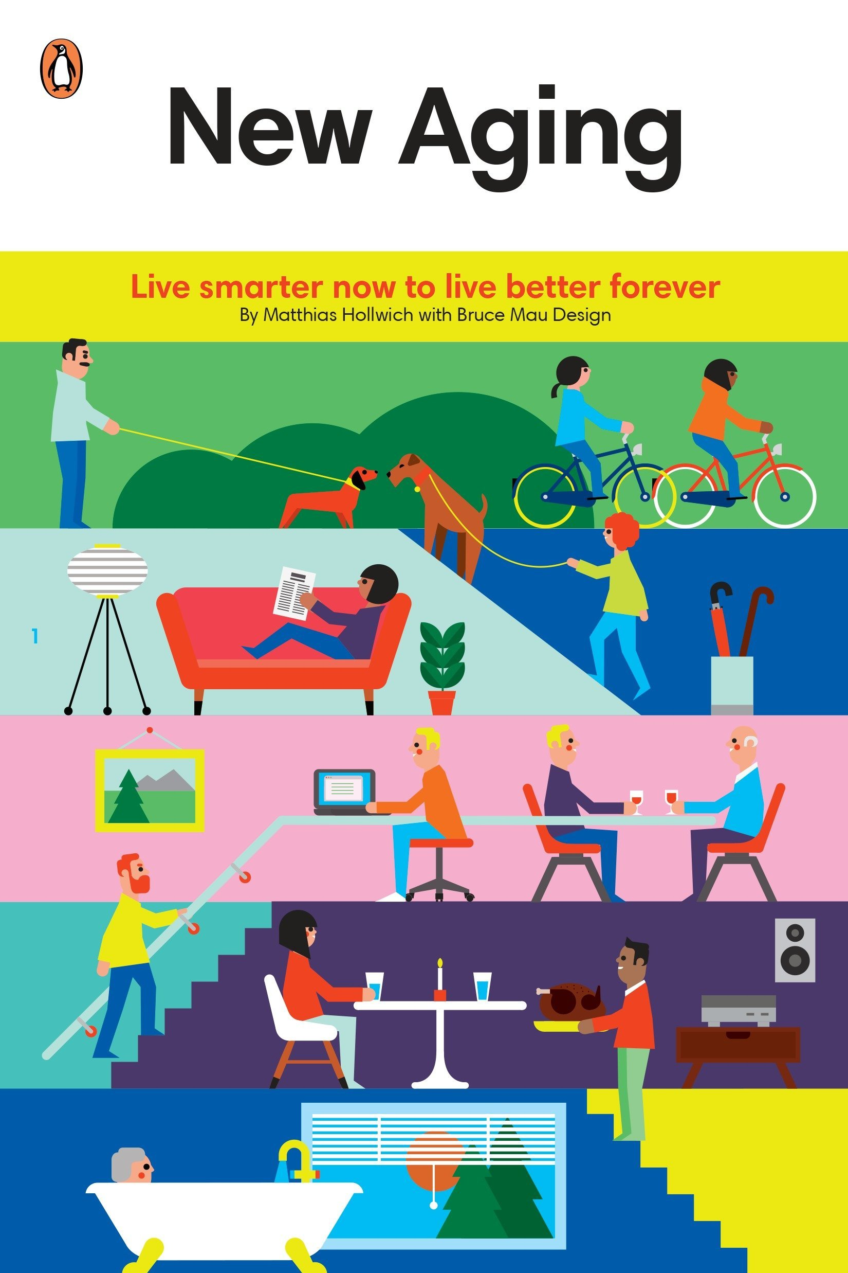 New Aging: Live Smarter Now to Live Better Forever pdf