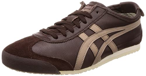 best service e76a0 ef42b Onitsuka Tiger Mexico 66 Shoes Coffee/Taupe Grey: Amazon.co ...