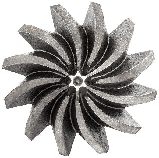 3//16 Diameter 7//8 Flute Reamer Fullerton Tool 14078