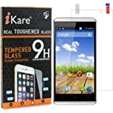 Micromax Canvas Fire 2 A104 Tempered Glass, iKare 2.5D 9H Tempered Screen Protector for Micromax Canvas Fire 2 A104