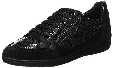 e191e03893f58b Geox D Myria A, Baskets Basses Femme: Amazon.fr: Chaussures et Sacs