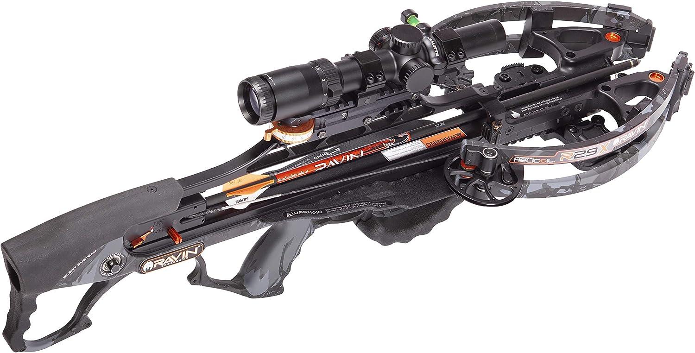 Ravin R29X Crossbow Predator Dusk Camo Sniper Package R041