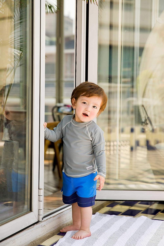Rashguard Swim Shirt Vaenait Baby Infant /& Kids Short//Long Sleeve UPF 50