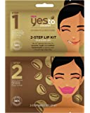Yes To Coconut 2-Step Pucker Up Lip Kit, 1-Count