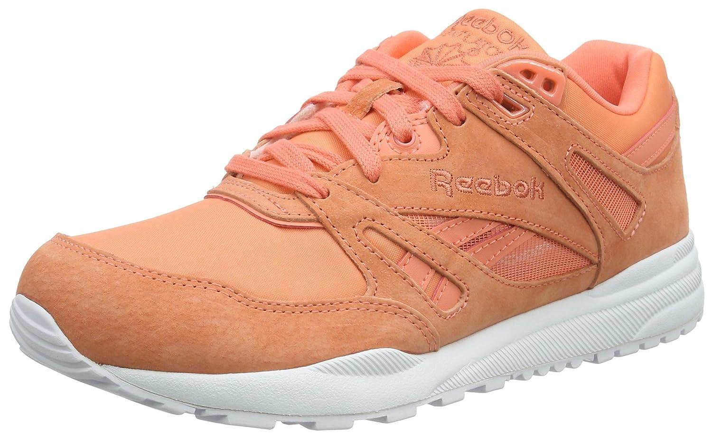 Reebok Ventilator Summer Brights Zapatillas de Deporte, Mujer 36 EU Naranja / Blanco (Coral/White)