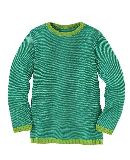Disana – jersey básico de lana.