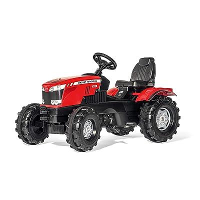 Massey Ferguson Farm Tractor 8650: Toys & Games