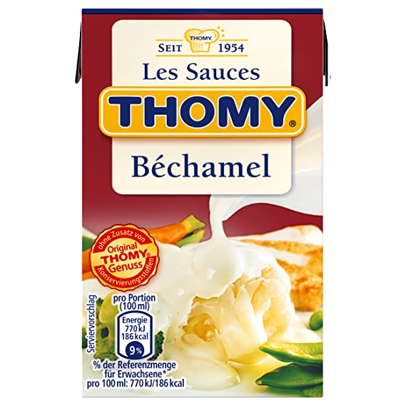 Salsa Bechamel Thomy Brick 250Ml