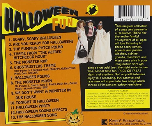 kimbo halloween fun amazoncom music - Halloween 2 Music