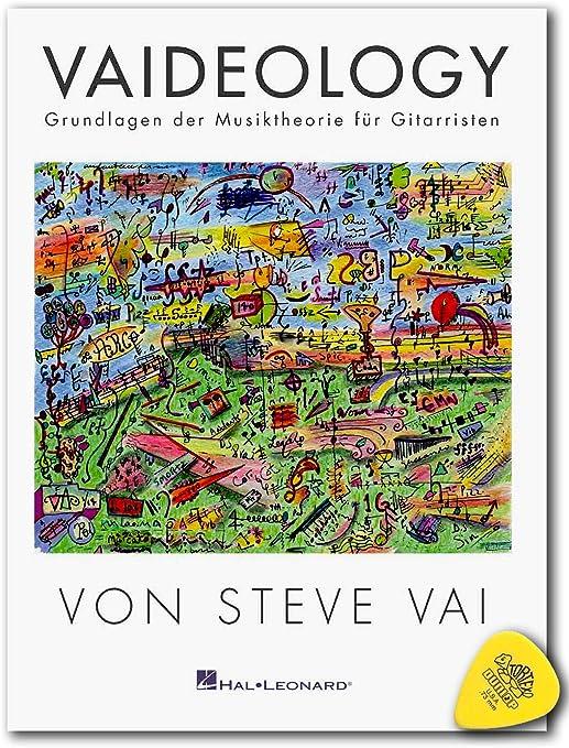 Vaideology: base de la teoría musical para guitarristas - Autor ...