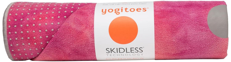 rutschfeste Auflage f/ür deine Yogamatte yogitoes MAT Size rSKIDLESS/® Yogatuch von Manduka