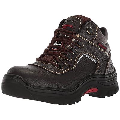 Skechers Men's Burgin-sosder Industrial Boot: Shoes