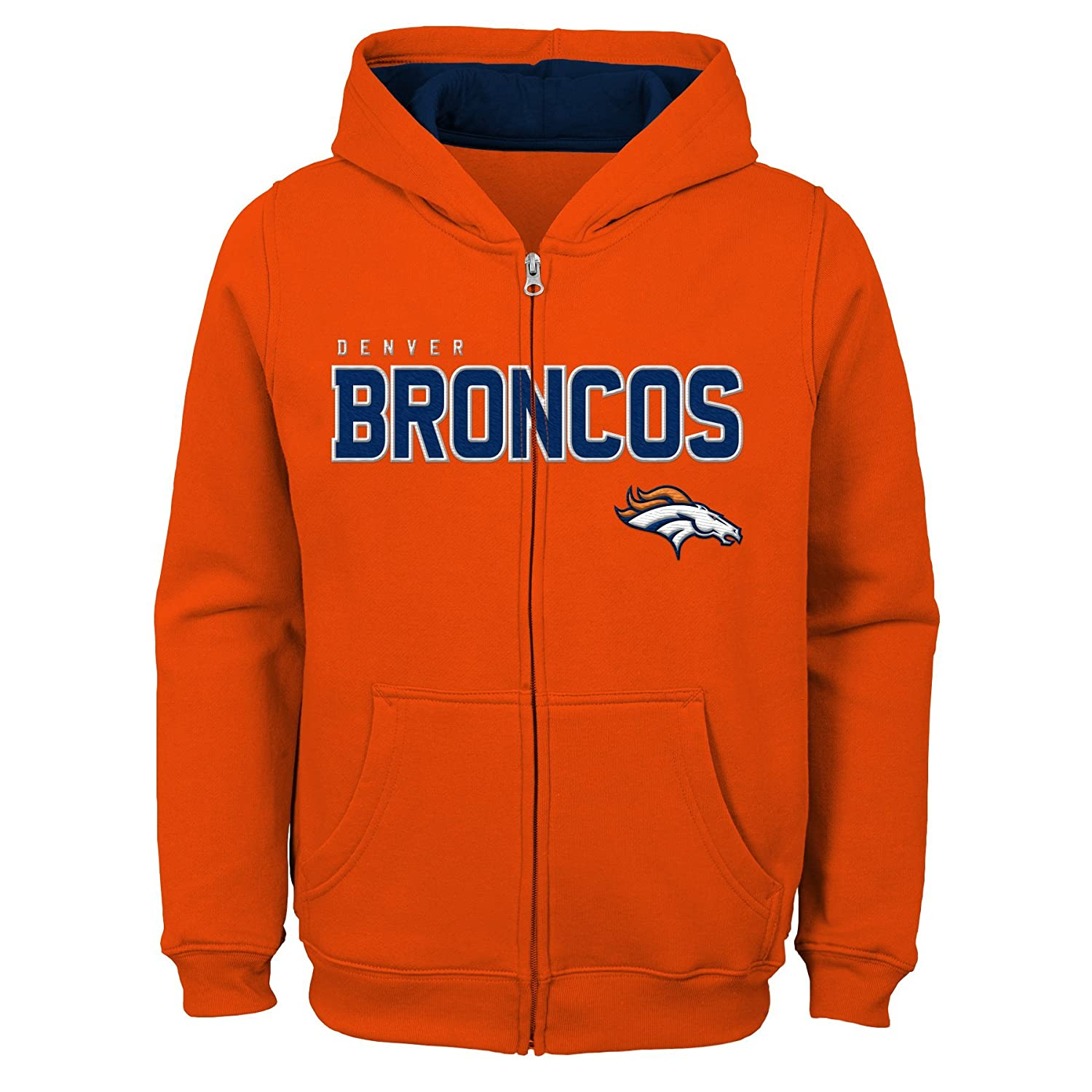 : Outerstuff Denver Broncos Youth NFL Game Stated