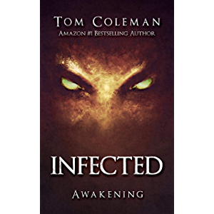 INFECTED Awakening: Captivating supernatural series with a suspenseful twist
