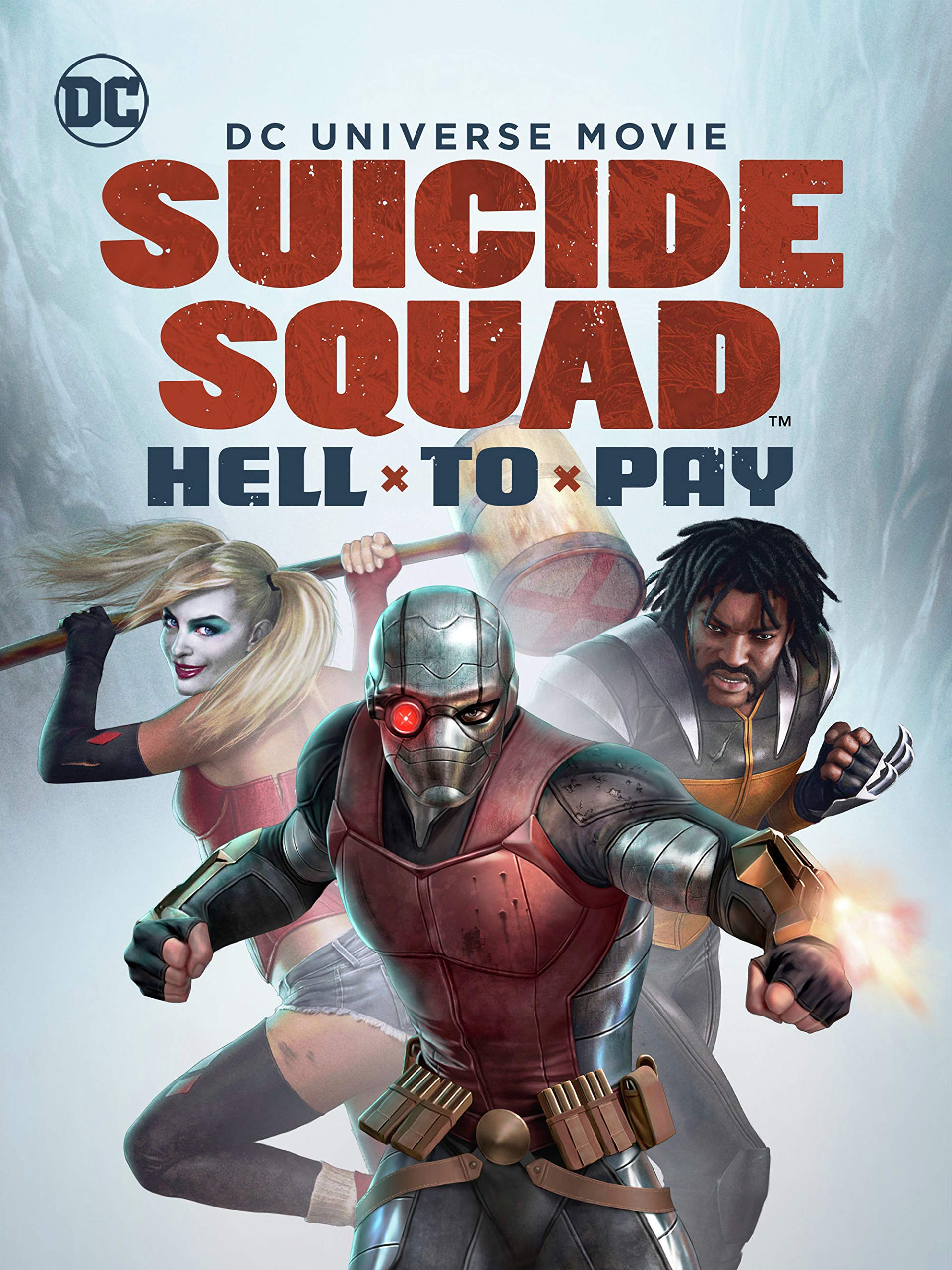 Amazon.com: DCU: Suicide Squad: Hell To Pay: Christian Slater ...