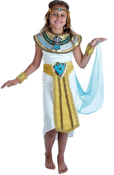 ba51f2f7b5 Egyptian - Disfraz de egipcia para niña