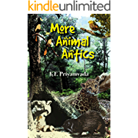 More Animal Antics: A book of 'fun and factual' poetry