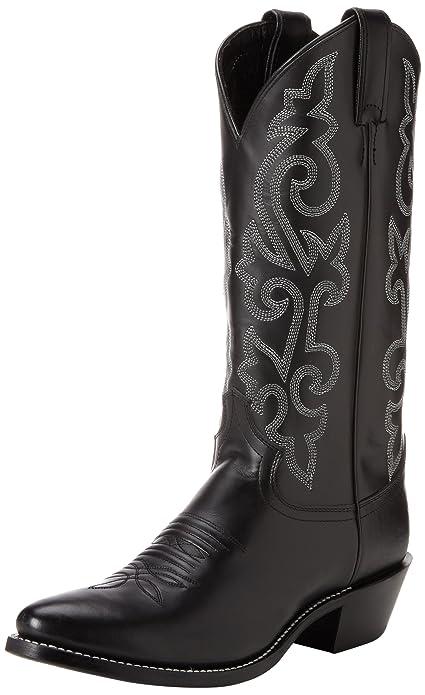 Amazon.com: Justin Boots bota clásica estilo vaquero ...
