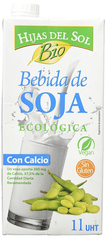 Hijas Del Sol Bio Bebida De Soja Ecológica - 1000 ml: Amazon.es: Alimentación y bebidas