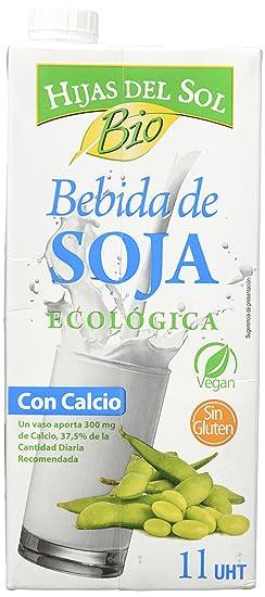 Hijas Del Sol Bio Bebida De Soja Ecológica - 1000 ml